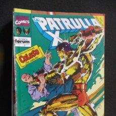 Cómics: LA PATRULLA X. Nº 118. VOL 1. FORUM. Lote 138396882