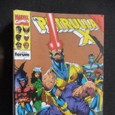 Cómics: LA PATRULLA X. Nº 119. VOL 1. FORUM. Lote 138397298