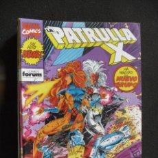 Cómics: LA PATRULLA X. Nº 120. VOL 1. FORUM. Lote 138398134