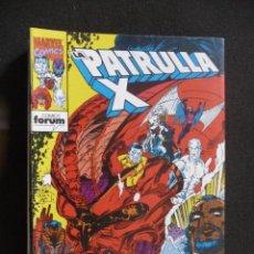 Cómics: LA PATRULLA X. Nº 123. VOL 1. FORUM. Lote 138398654