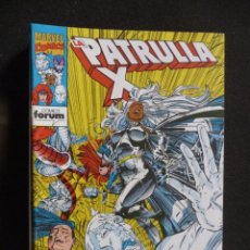 Cómics: LA PATRULLA X. Nº 124. VOL 1. FORUM. Lote 138398986