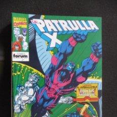 Cómics: LA PATRULLA X. Nº 125. VOL 1. FORUM. Lote 138398990