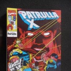 Cómics: LA PATRULLA X. Nº 126. VOL 1. FORUM. Lote 138399850