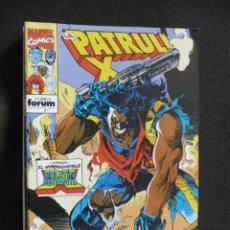 Cómics: LA PATRULLA X. Nº 127. VOL 1. FORUM. Lote 138399866