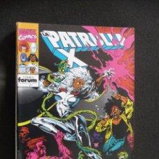 Cómics: LA PATRULLA X. Nº 130. VOL 1. FORUM. Lote 138400326