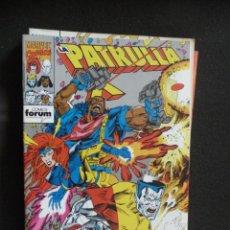 Cómics: LA PATRULLA X. Nº 131. VOL 1. FORUM. Lote 138400710