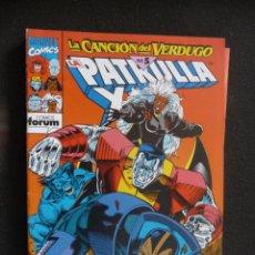 Cómics: LA PATRULLA X. Nº 134. VOL 1. FORUM. Lote 138401062