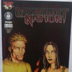 Cómics: COMIC MIDNIGHT NATION, JOE'S COMICS,IMAGE,2002,PLANETADEAGOSTINI COMICS,NUMERO 4 DE 12,TOP COW. Lote 138526038