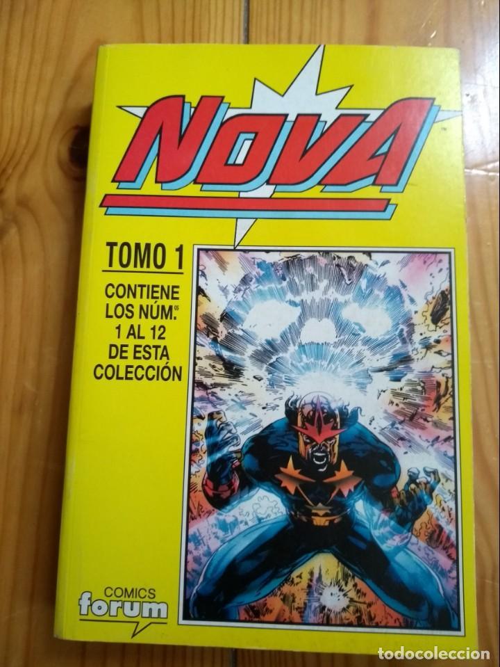 NOVA COLECCIÓN COMPLETA EN UN RETAPADO - NºS 1 2 3 4 5 6 7 8 9 10 11 Y 12 (Tebeos y Comics - Forum - Retapados)