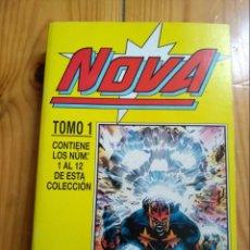 Cómics: NOVA COLECCIÓN COMPLETA EN UN RETAPADO - NºS 1 2 3 4 5 6 7 8 9 10 11 Y 12. Lote 138537122