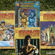 Cómics: LOTE SHANG - CHI MASTER OF KUNG - FU. PAUL GULACY. FORUM, PLANETA DEAGOSTINI.. Lote 138589806