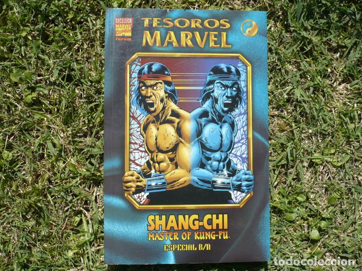 Cómics: Lote Shang - Chi Master of Kung - Fu. Paul Gulacy. Forum, Planeta deAgostini. - Foto 2 - 138589806