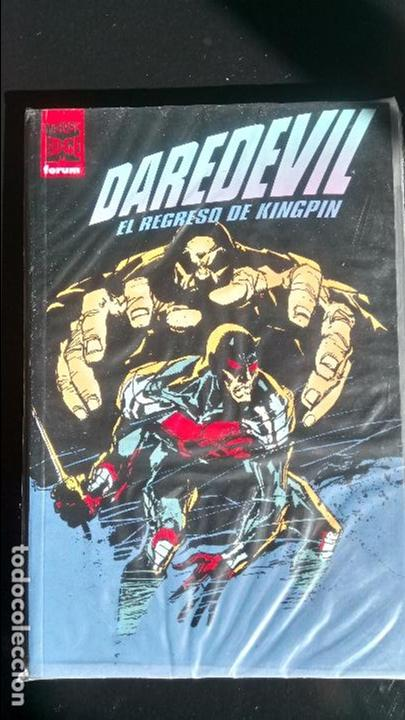 DAREDEVIL EL REGRESO DE KINGPIN COMICS FORUM (Tebeos y Comics - Forum - Daredevil)
