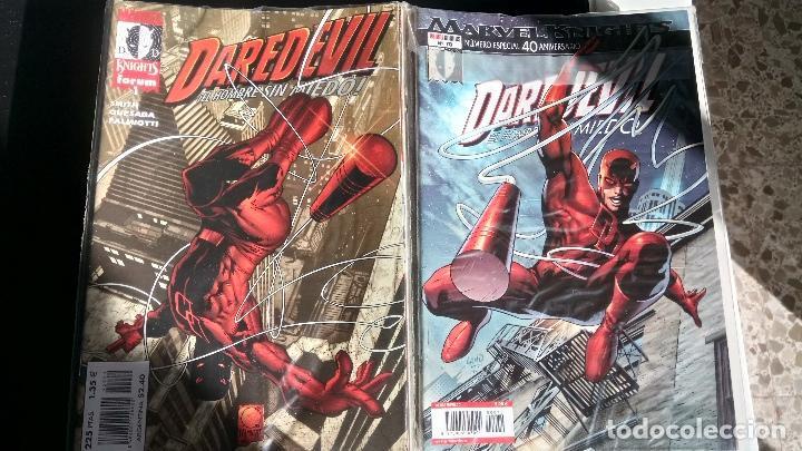 DAREDEVIL MARVEL KNIGHTS VOLUMEN 1 COMPLETA COMICS FORUM (Tebeos y Comics - Forum - Daredevil)