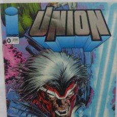 Cómics: COMIC UNION,WILDSTORM PRODUCTIONS,NUMERO 0,IMAGE. Lote 138661522
