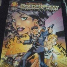 Comics - Fanhunter goldenpussy - 138700162