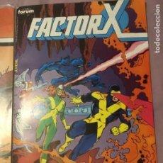 Cómics: FACTOR X 1 A 85 (MENOS 68,69,70) + 5 ESPECIALES +MINISERIE JUEGOS OSCUROS. Lote 138712058