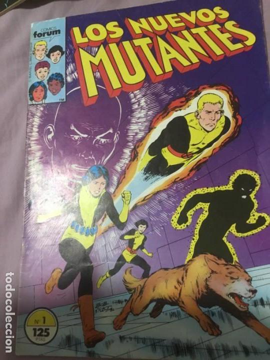 NÚMEROS 1 A 60 (MENOS 54) + 1 ESPECIAL + NÚMEROS INFIERNO (Tebeos y Comics - Forum - Nuevos Mutantes)