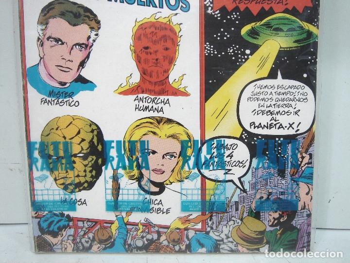 Cómics: 4 FANTASTICOS - FORUM CLASICOS N.4- FANTASTIC FOUR CLASSIC- NUMERO IV COMICS - Foto 5 - 138718558