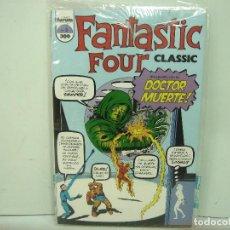 Cómics: 4 FANTASTICOS - FORUM CLASICOS N.3- FANTASTIC FOUR CLASSIC- NUMERO III COMICS. Lote 138718718