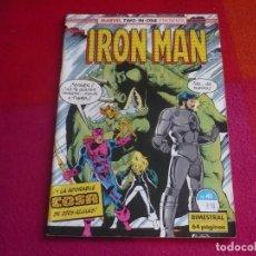 Cómics: IRON MAN VOL. 1 Nº 41 ( ONEILL ) ¡BUEN ESTADO! FORUM TWO IN ONE CAPITAN MARVEL . Lote 138751826