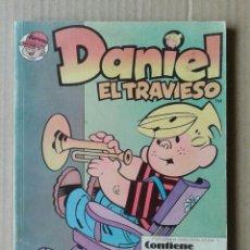 Cómics: RETAPADO DANIEL EL TRAVIESO (FORUM ALEVÍN, 1987). NÚMEROS 6-7-8-9-10. SERIE OFRECIDA POR TVE.. Lote 138771190