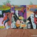 Cómics: SPIDERMAN 311 312 Y 313 LAPIDA MATA INCOMPLETOS, LEER DESCRIPCIÓN. Lote 138774558
