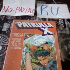 Cómics: LA PATRULLA X TOMO 23 RETAPADO PRECINTADO DEL 146 AL 150. Lote 138870897