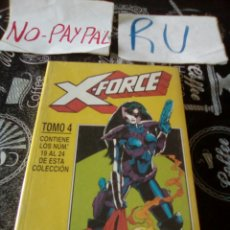 Cómics: X FORCE TOMO 4 PRECINTADO DEL 19 AL 24 RETAPADO COMICS FORUM. Lote 138870977