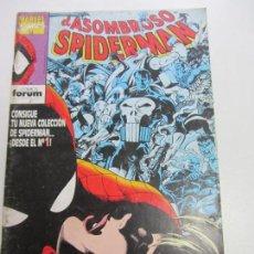 Cómics: EL ASOMBROSO SPIDERMAN -- Nº 1 FORUM SDX18. Lote 277143248