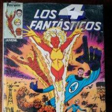 Cómics: LOS 4 FANTASTICOS TOMO CON 21-22-23-24-25- FORUM 1981 IMPECABLE. Lote 139015198