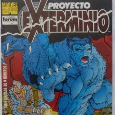 Cómics: COMIC PROYECTO EXTERMINIO, MARVEL COMICS,FORUM, STAN LEE, NUMERO 5. Lote 139058670