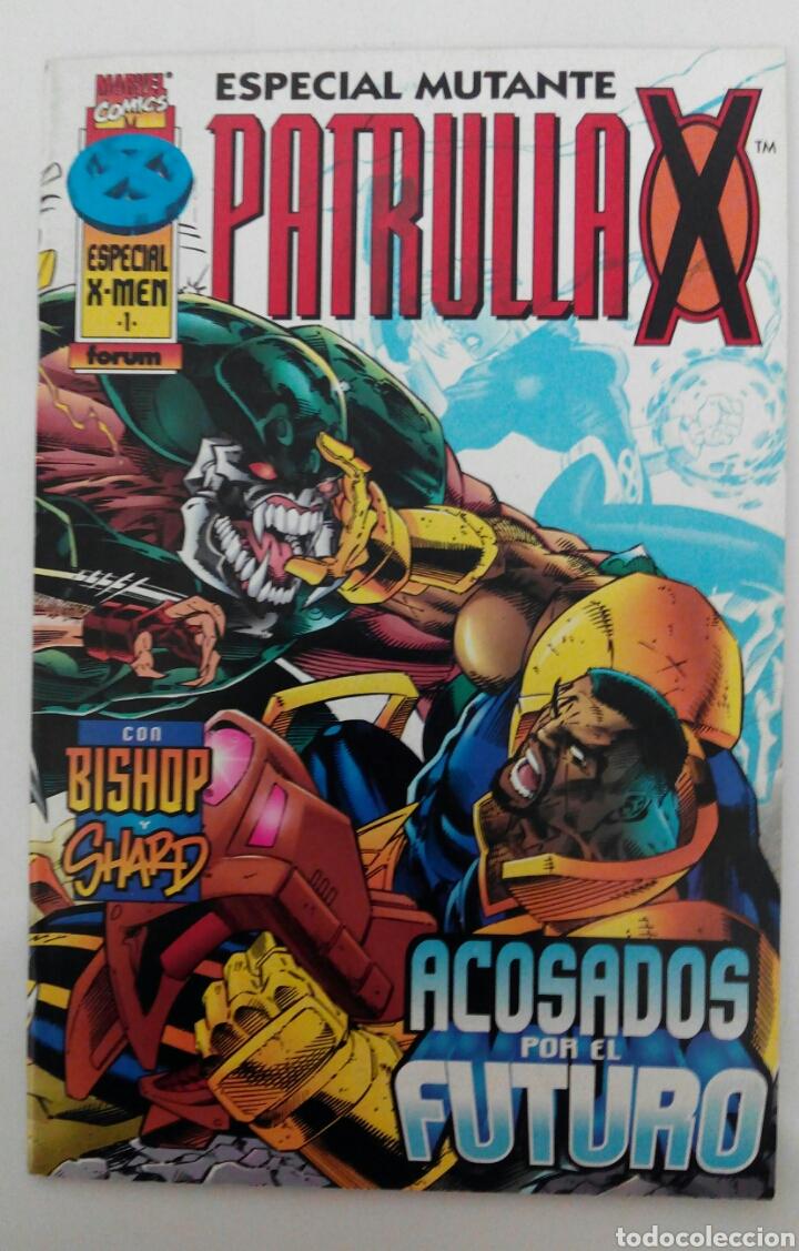 PATRULLA X ESPECIAL MUTANTE /ESPECIAL X MEN 1 (Tebeos y Comics - Forum - Patrulla X)