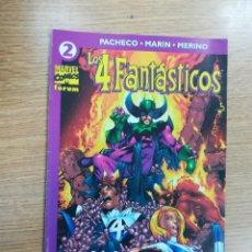 Cómics: 4 FANTASTICOS VOL 4 #2. Lote 139136930