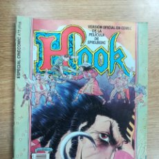 Cómics: HOOK VERSION OFICIAL EN COMIC DE LA PELICULA. Lote 139137422
