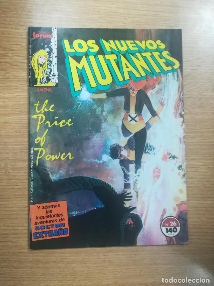 NUEVOS MUTANTES VOL 1 #26 (Tebeos y Comics - Forum - Nuevos Mutantes)