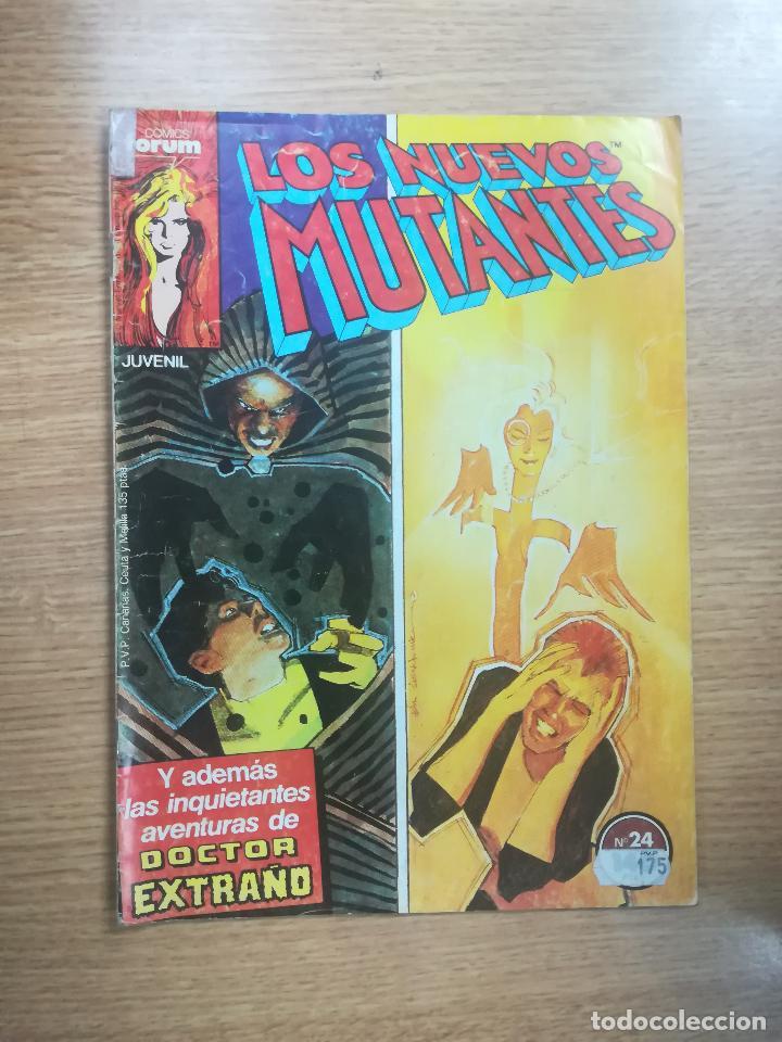 NUEVOS MUTANTES VOL 1 #24 (Tebeos y Comics - Forum - Nuevos Mutantes)