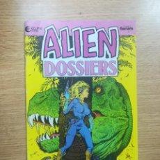 Cómics: ALIEN DOSSIERS #1. Lote 139140561