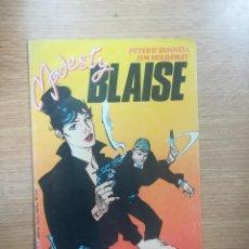 Cómics: MODESTY BLAISE #1. Lote 139141484