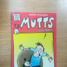 Cómics: MUTTS #2. Lote 139141488