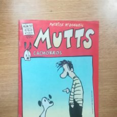 Cómics: MUTTS #10. Lote 139141492