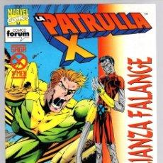 Cómics: LA PATRULLA X. LA ALIANZA FALANGE. LA SIGUIENTE GENERACION 3ª PARTE. Nº 155. FORUM, PLANETA. 1995. Lote 139165969