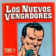 Cómics: LOS NUEVOS VENGADORES. TOMO 11. FORUM, PLANETA, 1991. Lote 139186160