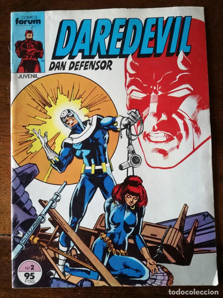 DAREDEVIL Nº 2 FORUM NUEVO (Tebeos y Comics - Forum - Daredevil)