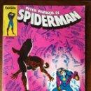 Cómics: SPIDERMAN Nº 37 FORUM MARVEL NUEVO 1984. Lote 153209821