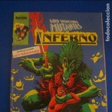 Cómics: CÓMIC DE LOS NUEVOS MUTANTES AÑO 1990 Nº 11 EDICIONES FORUM LOTE 8 BIS. Lote 139390602