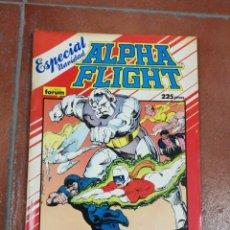 Cómics: ALPHA FLIGHT. ESPECIAL NAVIDAD. . Lote 139511814