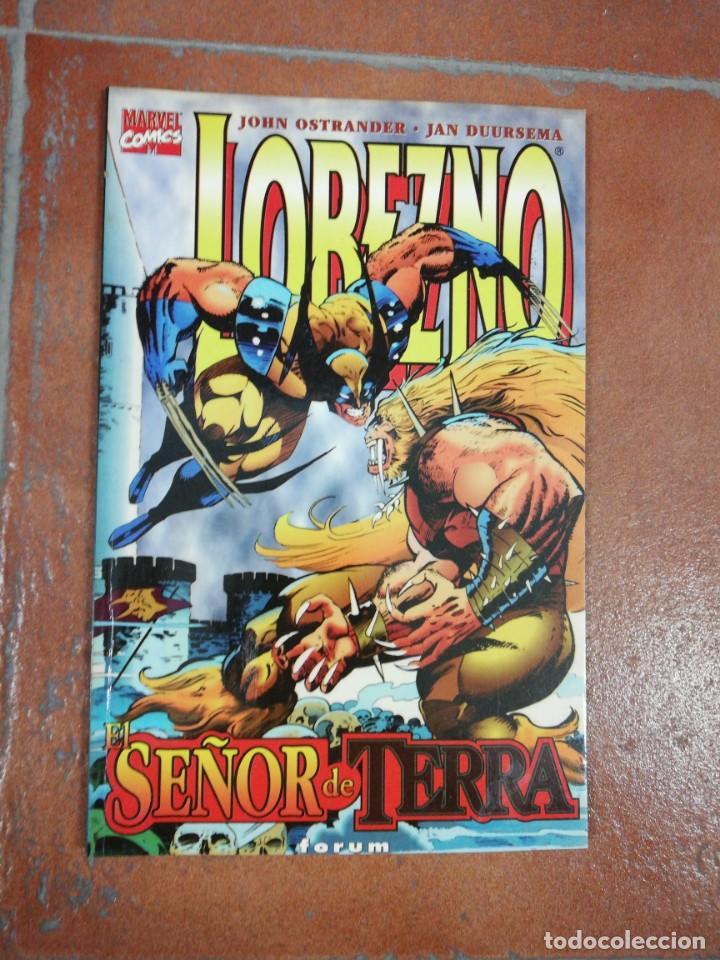 Lobezno El Señor De Terra Buy Other Spanish Comics Forum At