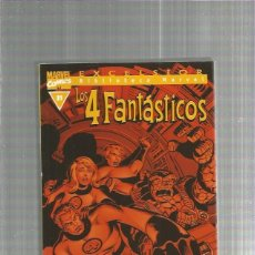 Cómics: BIBLIOTECA MARVEL 4 FANTASTICOS 31. Lote 139604250