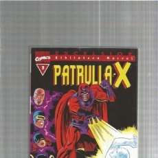 Cómics: BIBLIOTECA MARVEL PATRULLA X 3. Lote 139607214